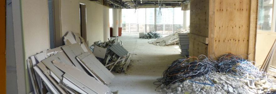 traçabilité des déchets de chantier